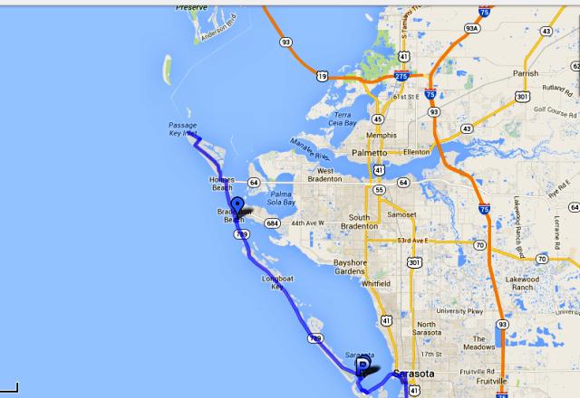 Bike trails patchnride for Key west bike trails