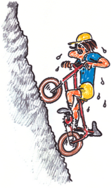 how to fix childrens bike tire
